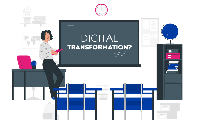 How to begin your digital transformation journey in 8 steps