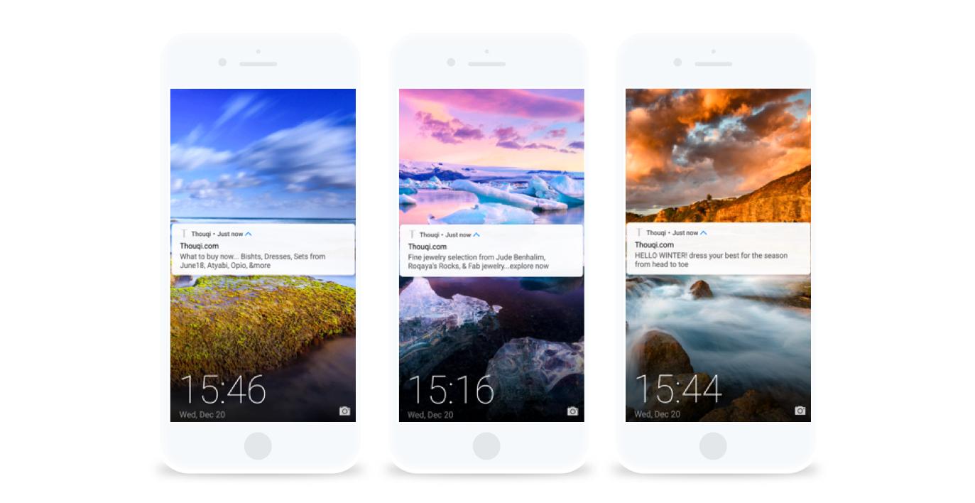 Increasing sales through mobile apps