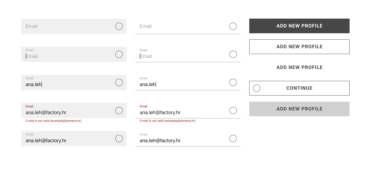 Design system series: How to start with your design system (we have an example)