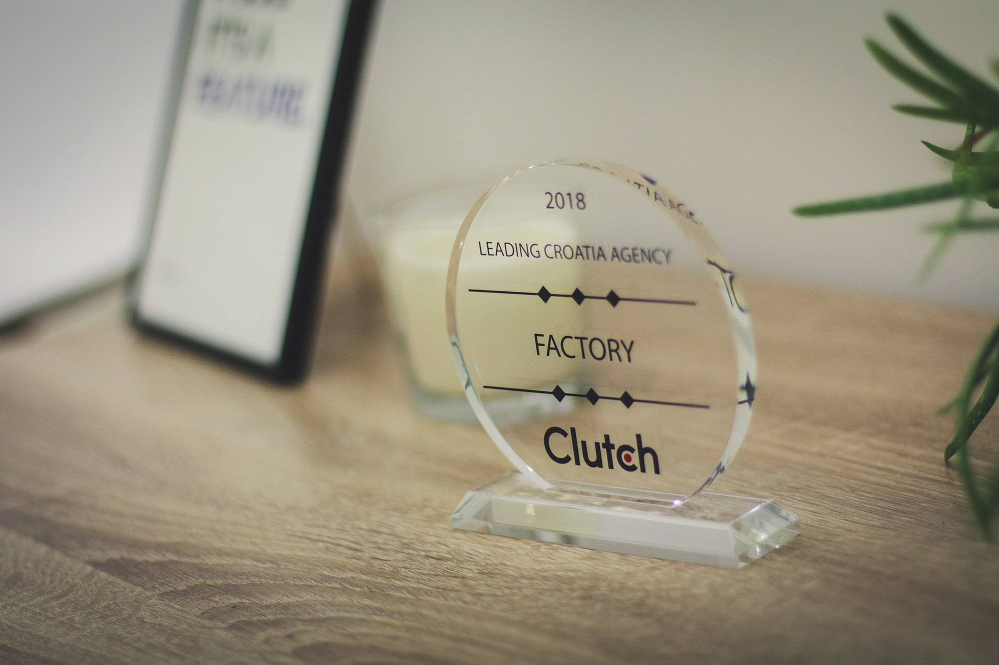 Factory Receives Leader Award for Top Developers in Croatia
