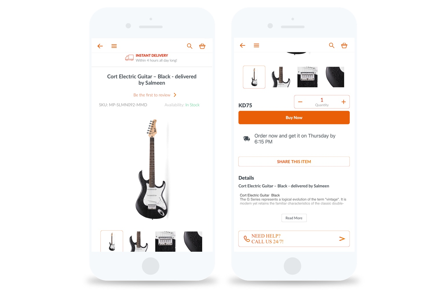 Terms you must know before starting an eCommerce mobile app