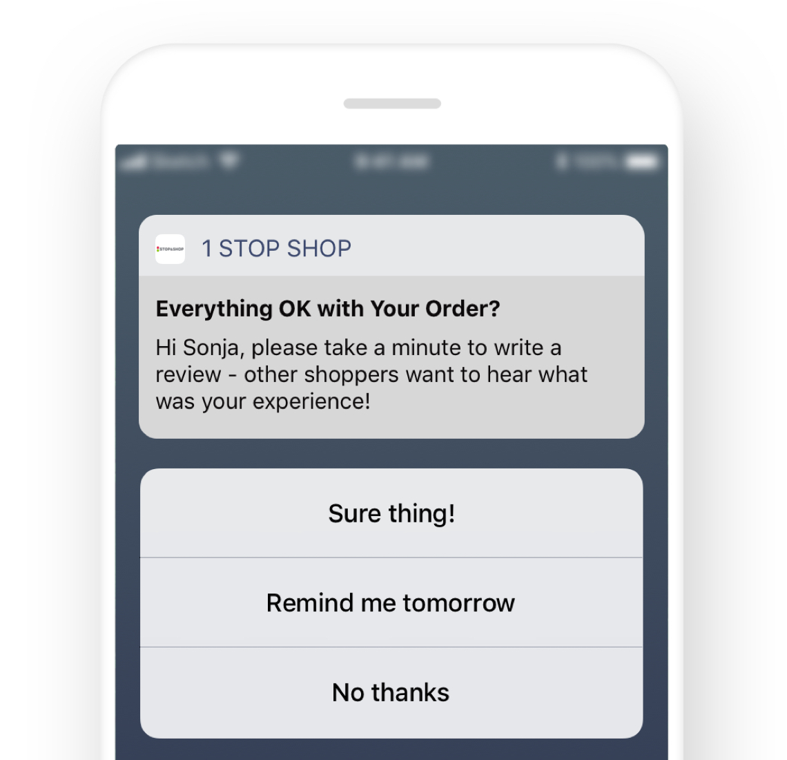 The magic of Push notification: increase your sales & improve customer relationship