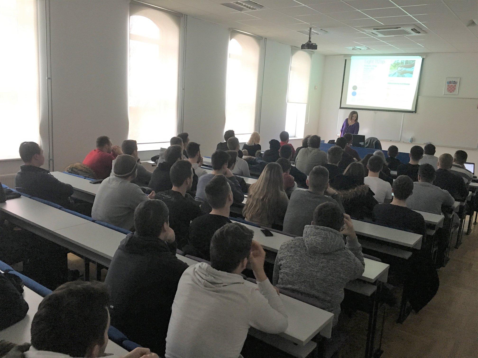 2018 workshop at FERIT