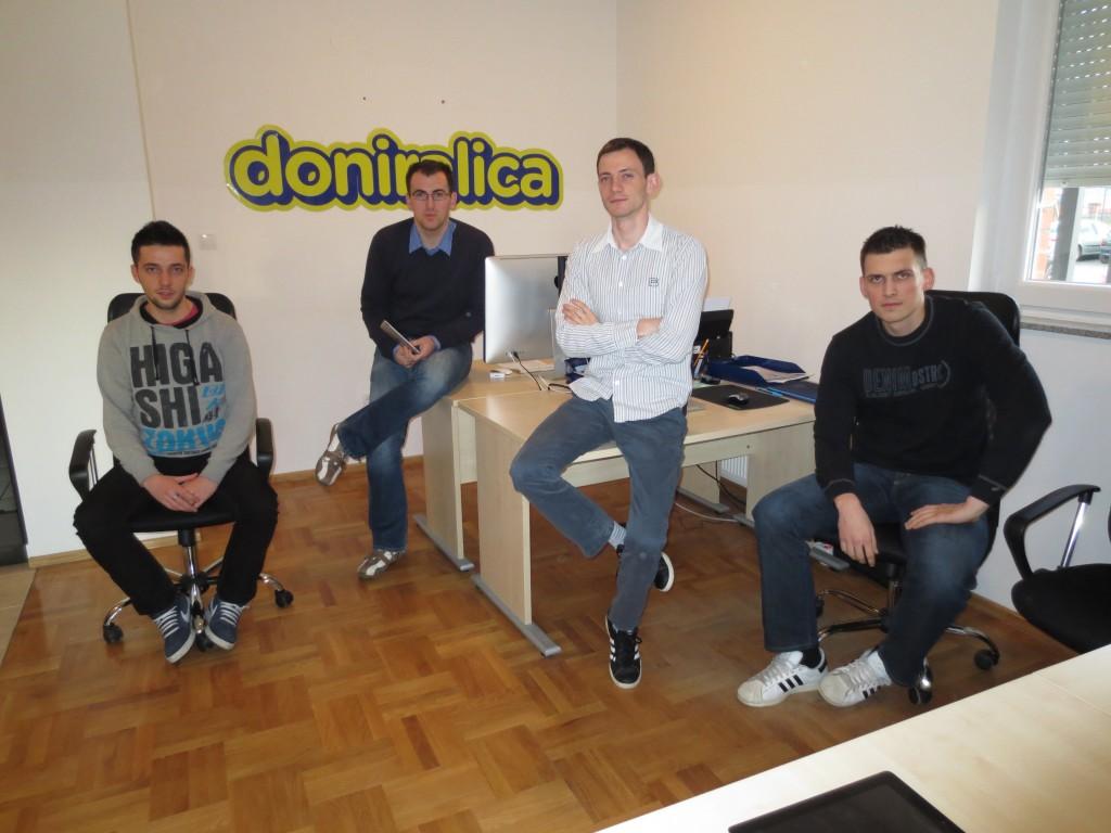 Factory team in 2012