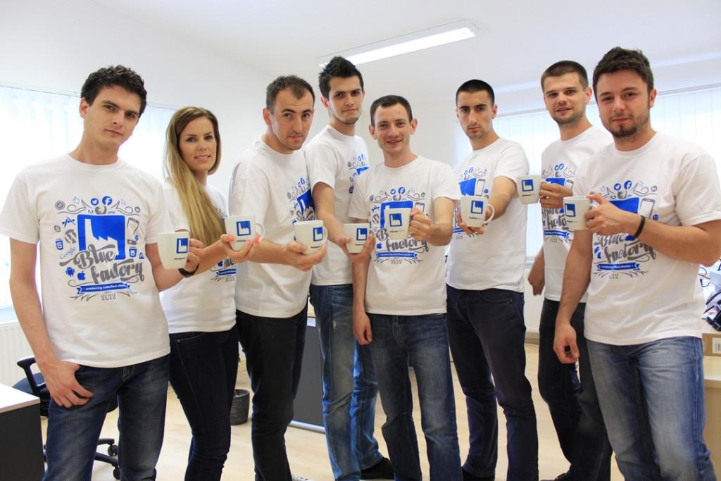 Factory team in 2014