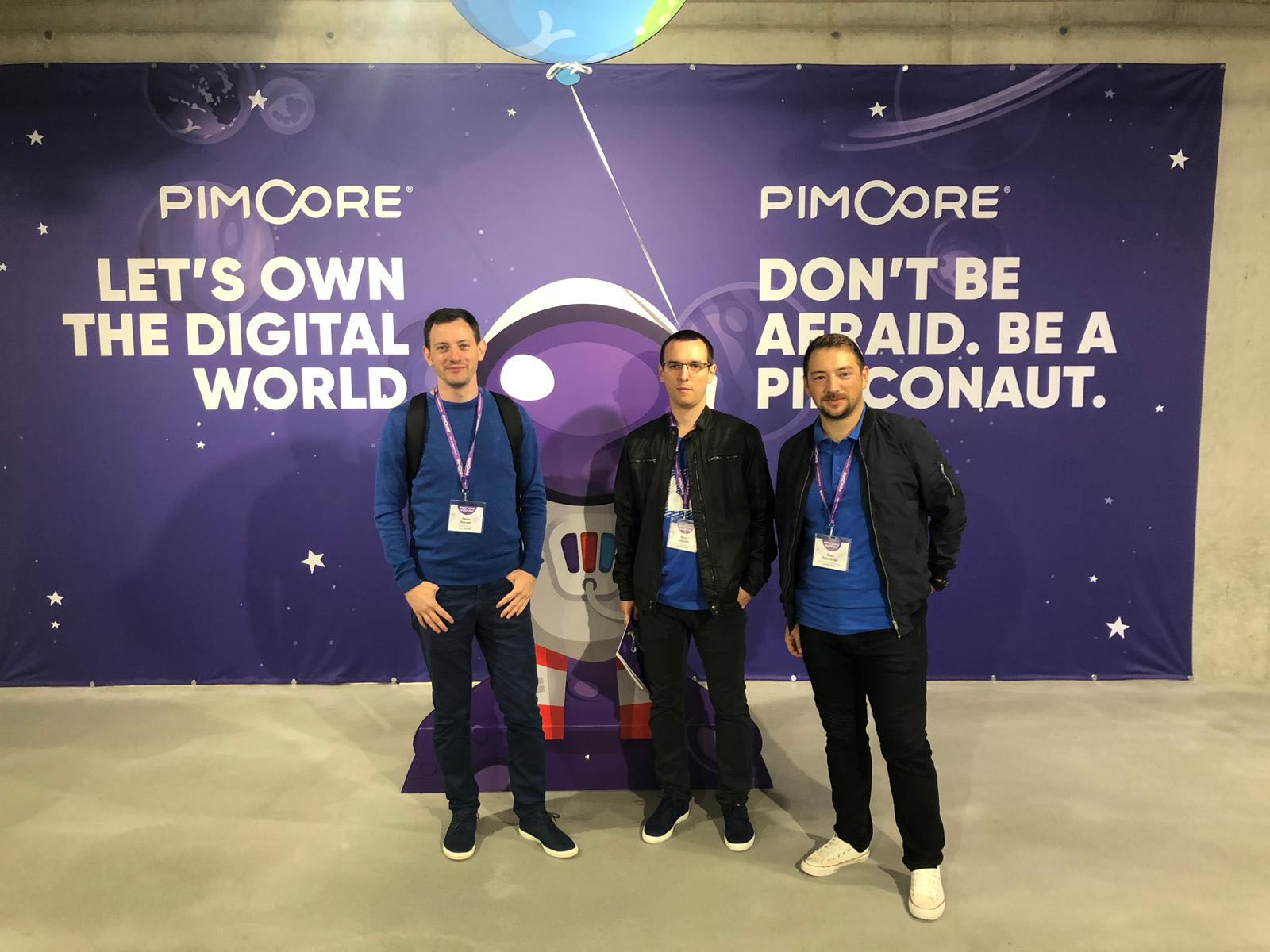 Pimcore Partner conference in 2019