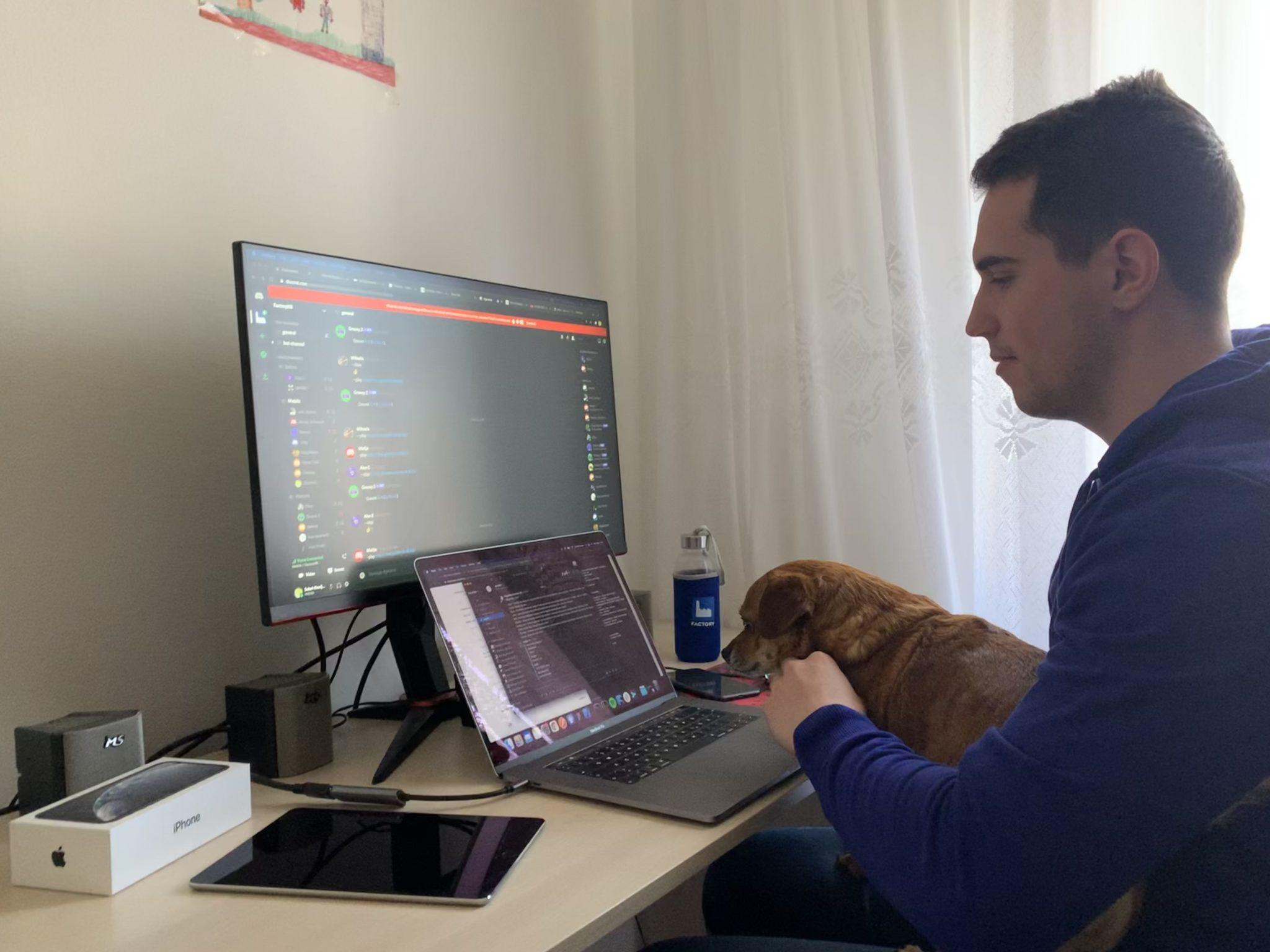 Iskustva s Factory iOS akademije - Zvonimir