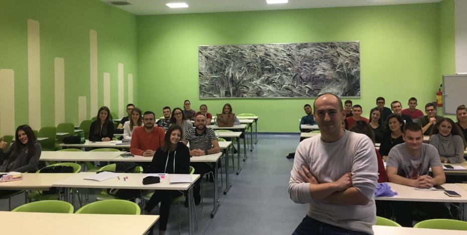 Predavanje Factoryja o PWA aplikacijama u suradnju s Ekonomskim fakultetom u Osijeku