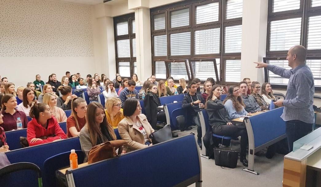 Predavanje Factoryja o razvoju digitalnih proizvoda u suradnji s Ekonomskim fakultetom u Zagrebu