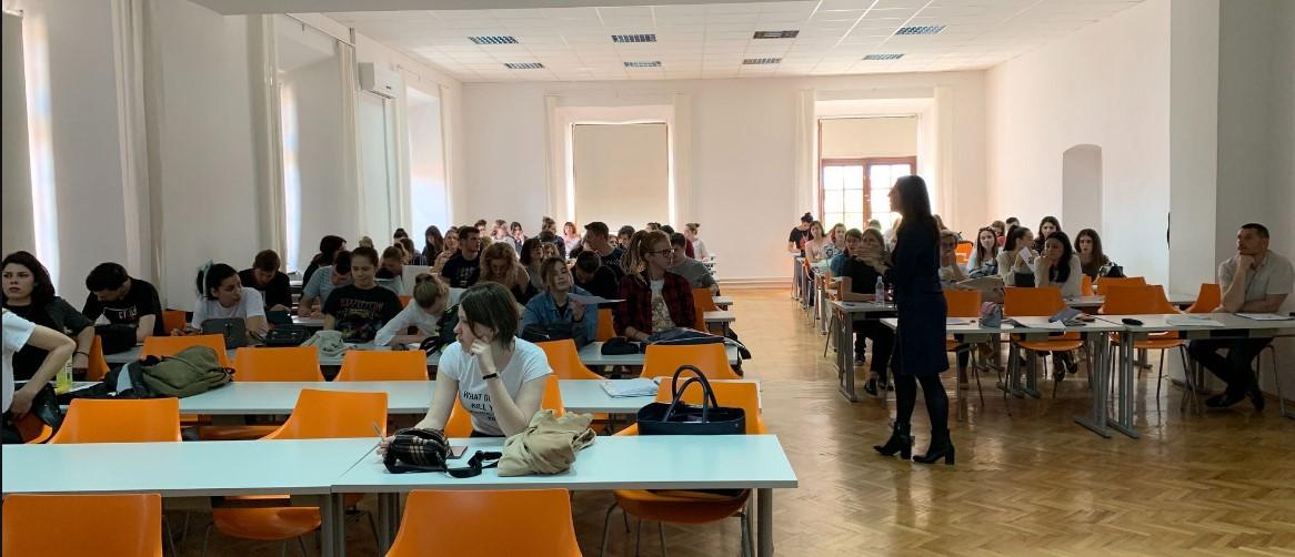 Predavanje Factoryja o digitalnom marketingu na Akademiji za umjetnost i kulturu u Osijeku